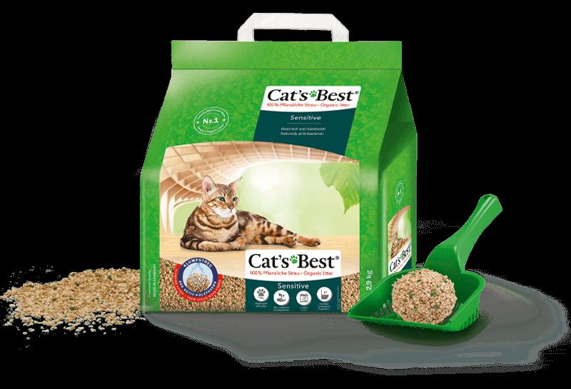 Cat's Best Sensitive Produktbild